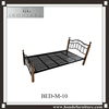 New Wood And Metal Single Bed by Machine Welding Y