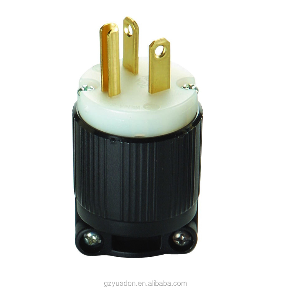 American Standard Industrial Plugs Generator Ground Wire Plug 20a Wiring A With 250v Electrical Buy Plugs20a