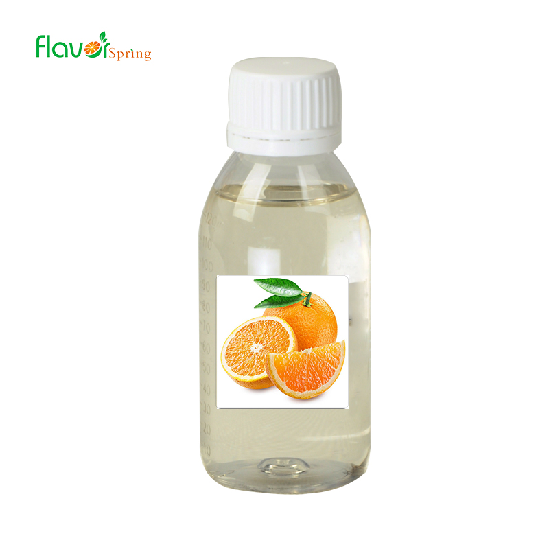 GMP Factory supply <strong>orange</strong> flavor liquid concentrate flavors e vape juice liquid flavoring