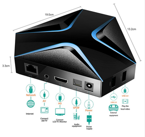 Dream Smart Tv Box, Dream Smart Tv Box Suppliers and Manufacturers