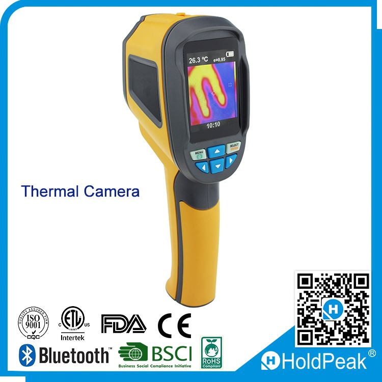 Factory supply The Latest long range outdoor infrared thermal imaging camera with 0.3megapixel