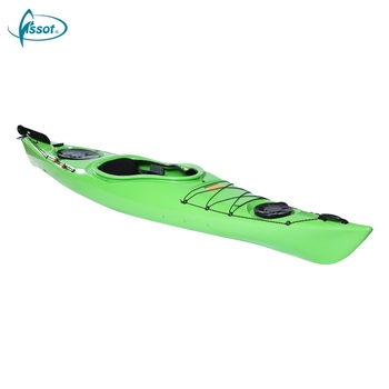 Barato enclosed kayak, kayak fishing usato, folding sea kayak