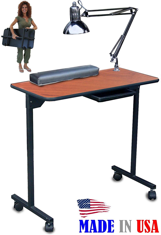 Outstanding Foldable Nail Table Ideas - Nail Art Ideas - morihati.com