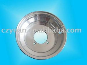 Quad Parts 10 inch Alloy Rims