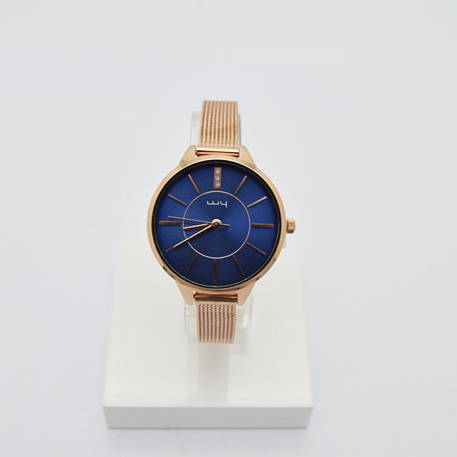 Raymons Most Popular Ladies Luxury Wrist Watches Quartz Watch Price Blue Gold Stainless Steel Buy Ladies Watches Quartz Watch Price Luxury Wrist