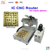 Cheap CNC Milling Polishing Engraving Machine for iPhone Main Board Repair, china cnc router machine