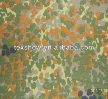 [High tearing/tensile strength] 1050D camo nylon cordura fabric