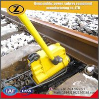 YQB-30t New product wooden sleeper rail small lifting jacks
