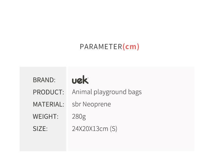 UEK Bunny Kids Backpack (69191034)