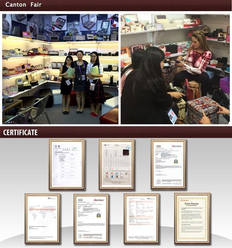 Soporte de almacenamiento del hogar organizador de control remoto de cuero sintético PU/Almacenamiento de escritorio caddy