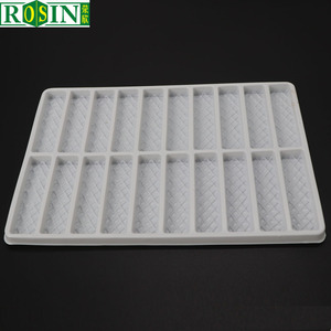 High quality customized PVC/PET plastic tray inserts packaging