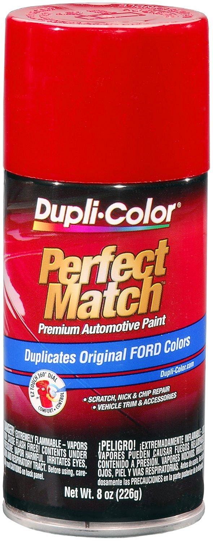 Dupli-Color BFM0306 Cardinal Red Ford Exact-Match Automotive Paint - 8 oz. Aerosol