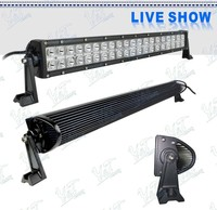 120w Offroad led light bar test, 21.5 inch double row LED Light Bar for boat accessories
