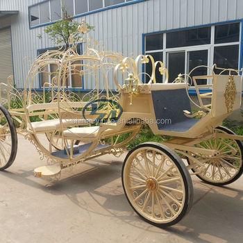 Kürbis Kutsche Für Hochzeit Pferdekutsche - Buy Product on Alibaba.com