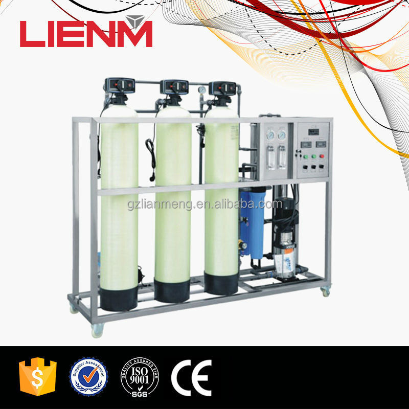 Reverse Osmosis Water Purification Treatment Plant
