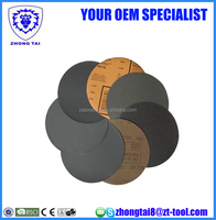 3M Abrasive Round Sanding Paper/Sanding Disc