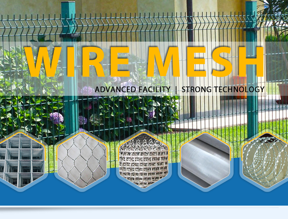 Anping County Yuhai Wire Mesh Products Co., Ltd. - Galvanized Welded ...