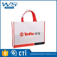 China Top Grade Manufacturer Sale Unique Design Pp Non-Woven Grocery Bag