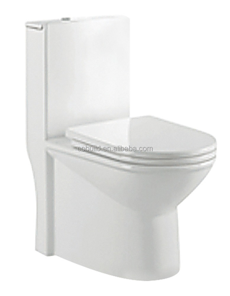 CB-9503 New design Dual Flush Hedging One Piece Toilet American standard toilet upc toilet