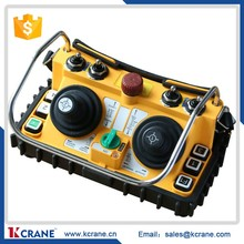 Factory Price Telecontrol F24-60 Joystick industrial remote control for crane