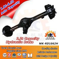 Toyota Hilux Pickup Rear Axle