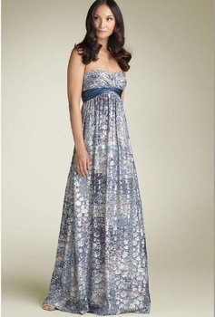 Evening Dress Formal Dinner Rom Bridesmaid