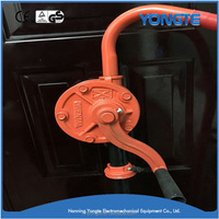 Cheap best brand hand operated oil pump/ diesel metering pump
