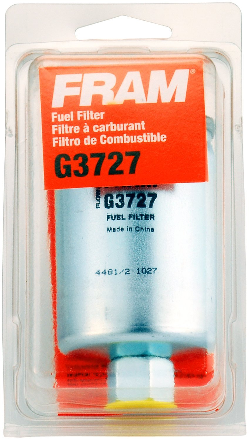 Cheap Fram Fuel Filters Find Deals On Line At Performance Filter Get Quotations G3727cs Cartridge