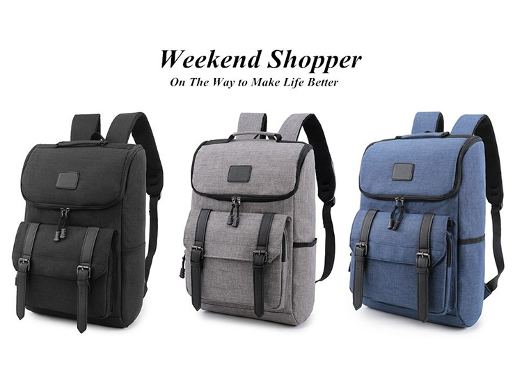 0a678620e514 Wholesale Minimalist Designer Waterproof Anti-theft Laptop travel Backpack  school bag
