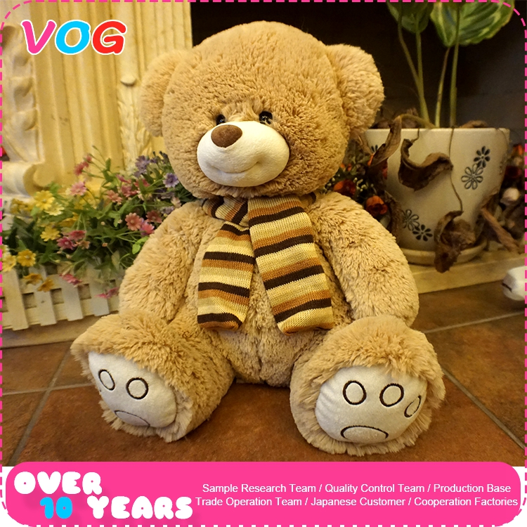 Exceptional Factory Wholesale Stuffed Plush Animals Toys Custom Personalized 2 Meter Huge  Giant Teddy Bear