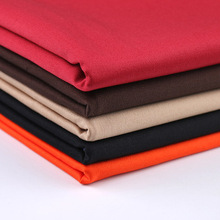 cotton twill stretch spandex pants fabric