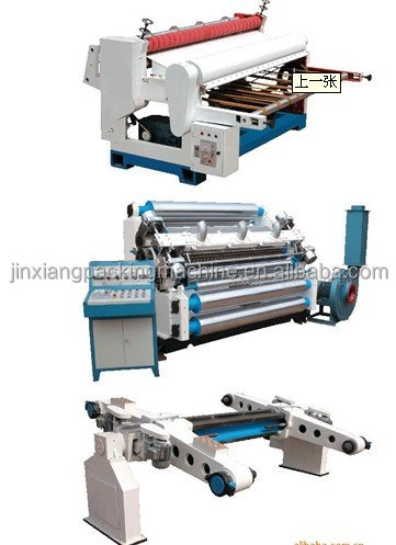 2Ply Automatic Online Corrugated Board Making Plant
