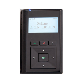 portable audience  voting keypad for government conference