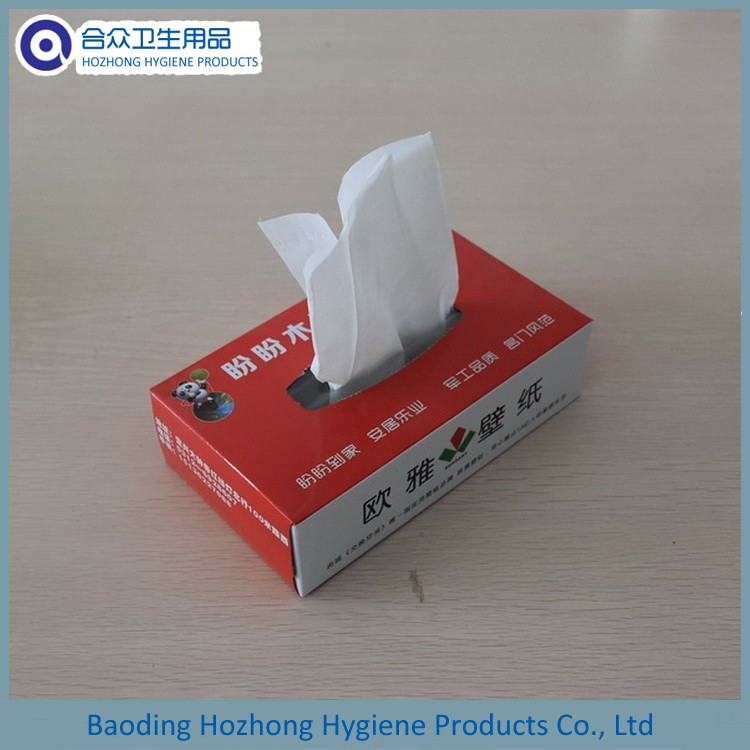 Bulk Price Box Facial Tissue Paper