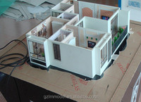Delicate Miniature Architectural Models For House Rooms Layout