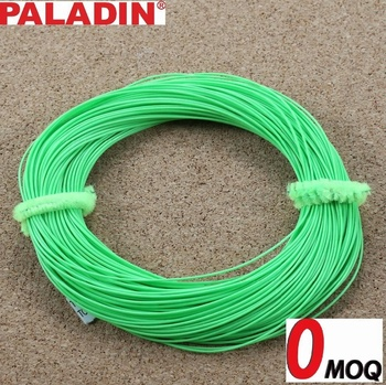 30.5m MOQ 0 WF2F weight forward floating fly fishing line with nylon material