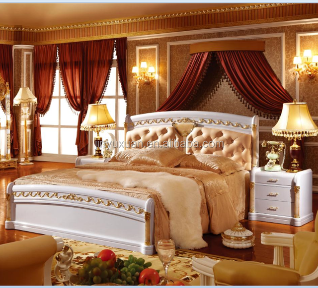 Factory Offer High Class European White Colour Bedroom Set 3007 Buy Bedroom Furniture Set Antique White Bedroom Sets Dressing Table Product On