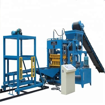 new design fully automatic clay brick making machine price in india