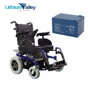 Hot selling lifepo4 48v 20ah deep cycle battery for E-wheelchair