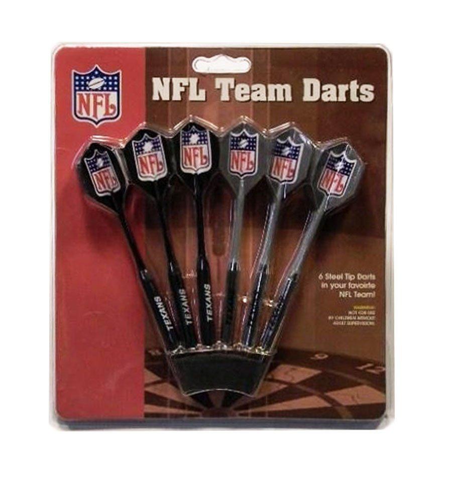 NFL Houston Texans Darts & Flights