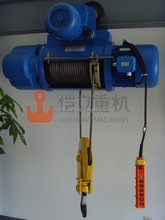 construction hoist/electric hoist/wire rope hoist/electric winch 5ton