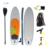 Standup Inflatable Sup Paddle Board With Pump