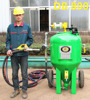 High quality Automotive Stripping HL800 Vapor Abrasive Blasting Equipment