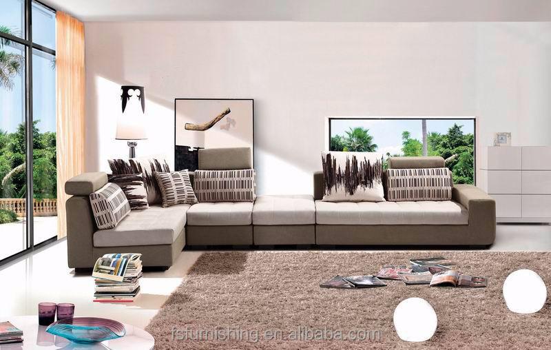 Velvet fabric md616 italia estilo moderno fresco cómodo living ...