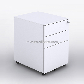 Metal Filing Cabinet,mobile Pedestal,3 Drawer Pedestal File Cabinet