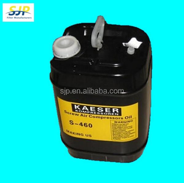 Compresor kaeser ultra coolant s 460 aceite lubricante de for Aceite para compresor