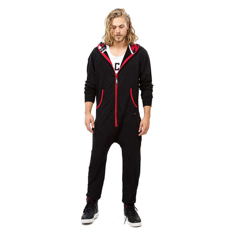 goedkope heren pyjama volwassen jumpsuit onesie hoody. Black Bedroom Furniture Sets. Home Design Ideas