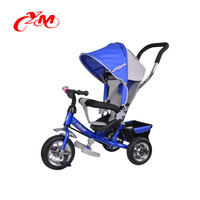imported from china purple baby smart trike photo/promotions tricycles for baby/professional 3 wheels tricycle kid with pusher