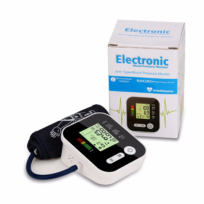 Digital hospital portable blood pressure monitor