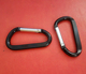 Best sale high quality wholesale cheap bulk carabiner clip for keychain